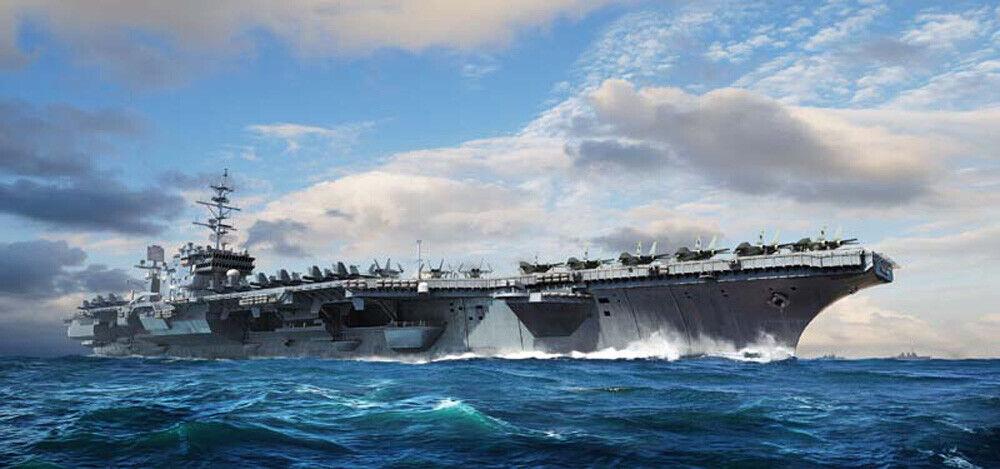Trumpeter 1 700 USS Constellation CV-64