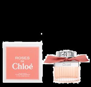 Detalles de CHLOÉ ROSES DE CHLOÉ Eau de Toilette EDT Spray 50ML * Nuevo y Sellado * ver título original