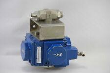 Svf Nhs 25 Pneumatic Actuator 14 Npt Quartz Pmax 120psig 8za B8lj2 Ssp Ebw