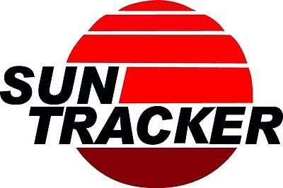 "Pontoon Boat Suntracker Sun Decal Graphic Sun Tracker High Quality 38/""x 12/"" ONE"