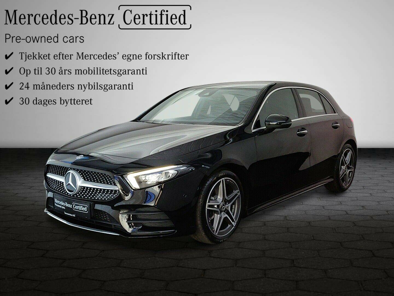 Mercedes A200 1,3 Advantage AMG aut. 5d - 374.900 kr.
