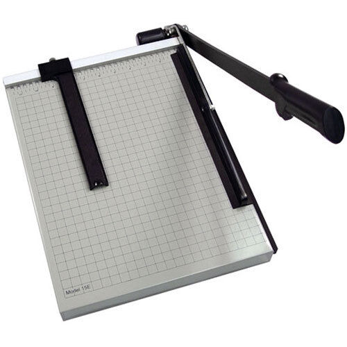 New Dahle Vantage 18E Personal 18 Inch Guillotine Paper Cutter - Free Shipping