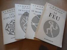 ALBERT MARIE SCHMIDT LA MANDRAGORE  collection symboles bibliothèque Trutat