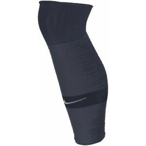 Nike-Strike-Leg-Sleeves-For-Slip-In-Shin-Guard-Shin-Pads-One-Pair-Navy-Black