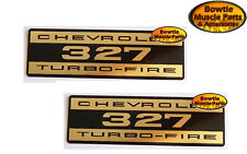 1968 68 Chevelle Corvette El Camino Chevy II 327 Emissions tune up decal 3932352