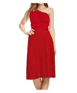 3ba640c47f Image is loading VonVonni-Women-039-s-Infinity-Dress-Knee-Length-