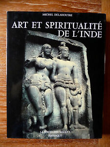 SUPERBE-ART-ET-SPIRITUALITE-DE-L-039-INDE-MICHEL-DELAHOUTRE-ZODIAQUE-epuise