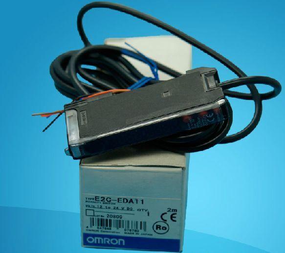 New Omron Laser Sensor New in box E2C-EDA11 E2CEDA11