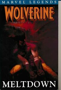Wolverine-Legends-Vol-2-Meltdown-TPB-Walter-Simonson-Marvel-Comics-Havok-2003
