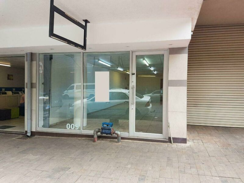 49m², RETAIL SPACE TO LET, PRETORIA CBD