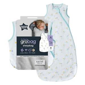 Tommee-Tippee-el-original-Grobag-baby-sleeping-bag-18-36m-2-5-Tog-Little-Stars