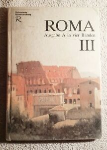 Roma Ausgabe A in vier Bänden III Reformierte Rechtschreibung Fremdsprachen