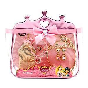 Disney-Store-Princess-Costume-Accessory-Set-Anna-Ariel-Aurora-Belle-Cinderella