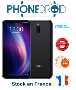 Meizu-X8-128Go-Black-Global-Neuf-stock-FR