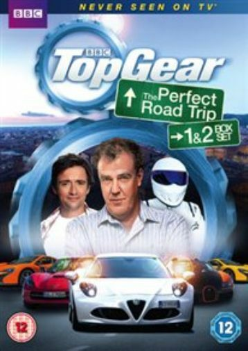 Top Gear: The Perfect Road Trip 1 and 2  DVD NEW