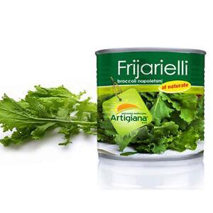 Ordonné Broccoletti Alla Napoletana Al Naturale | Frijarielli | Kg. 1 50% De RéDuction