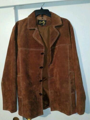 Scully Car Coat, Men's