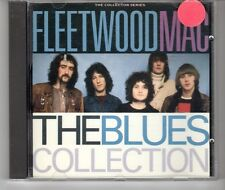 (HG718) Fleetwood Mac, The Blues Collection - 1989 CD