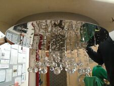 Leitmotiv Large Vino XL 80cm Diameter Chandelier With Wine Glasses