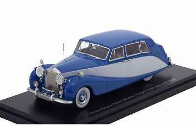 Rolls Royce Silver Wraith Hooper Empress Line 1956 NEOSCALE 1:43 NEO47141