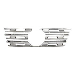 Chrome Grille Overlay (4 Pieces Kit) FITS 2017 2018 2019 2020 Nissan Pathfinder