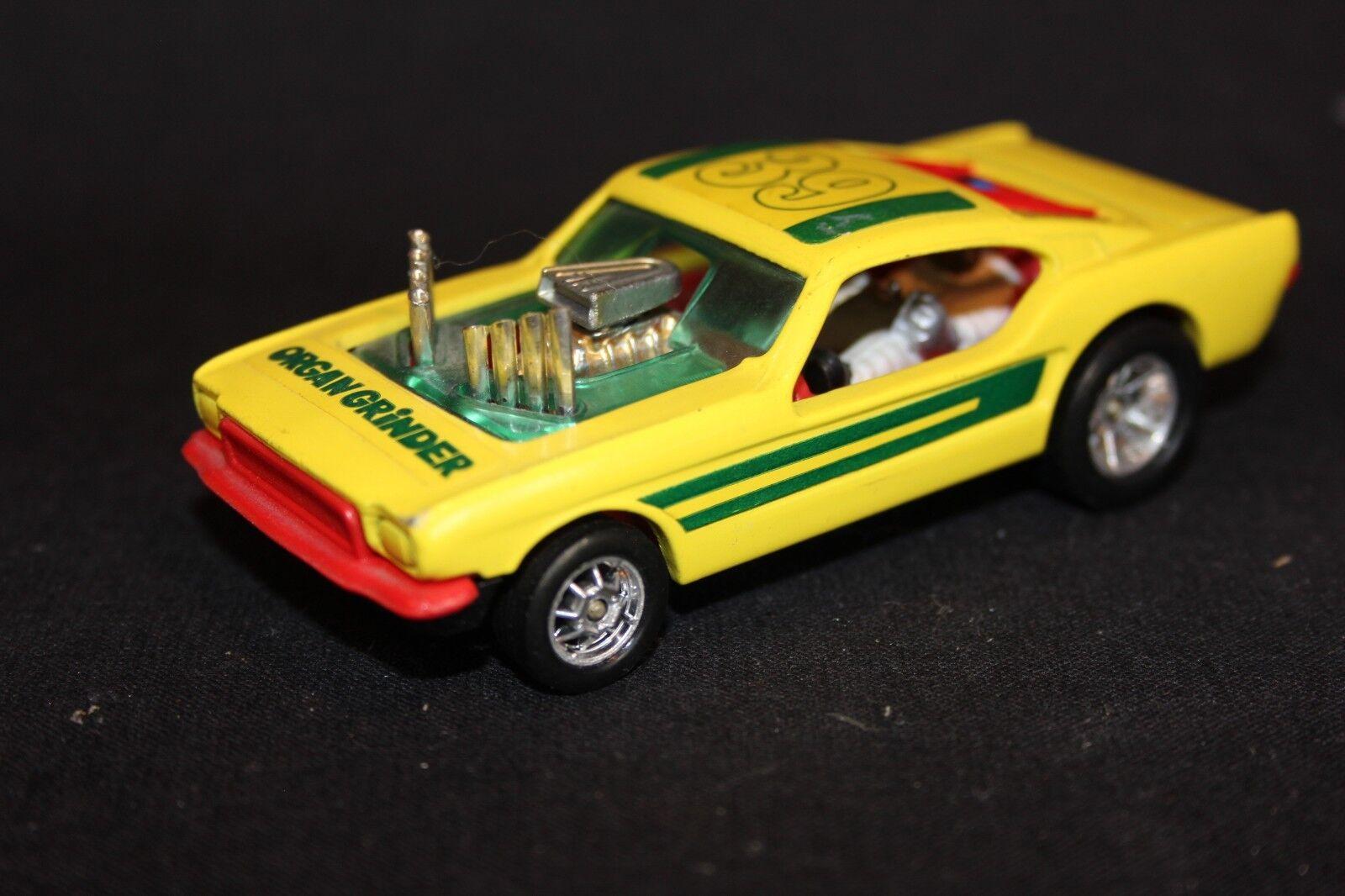 el mas reciente Corgi Juguetes Ford Mustang Dragster  Organ Grinder  1 1 1 43  39  estar en gran demanda