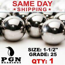 1 12 Inch G25 Precision Chrome Steel Bearing Balls Chromium Aisi 52100