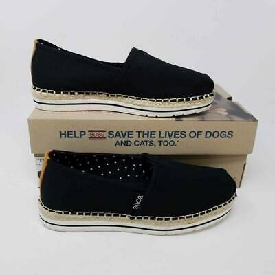 NEW Skechers BOBS Ladies Wedge Shoe