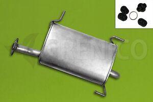 Endschalldaempfer-NISSAN-PRIMERA-P11-1-6-1-8-2-0-2-0TD-Auspuff-Montagesatz