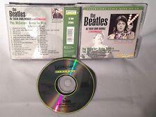 CD PAUL MCCARTNEY - Beyond The Myth BEATLES AUDIOBOOK 1995 MINT
