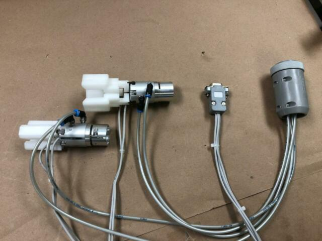 Lab Pneumatic Clamps SMC MHS3-16D WORK WELL