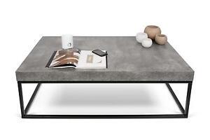 Petra 120 design couchtisch betonfarbig design couchtisch for Design couchtisch s 360