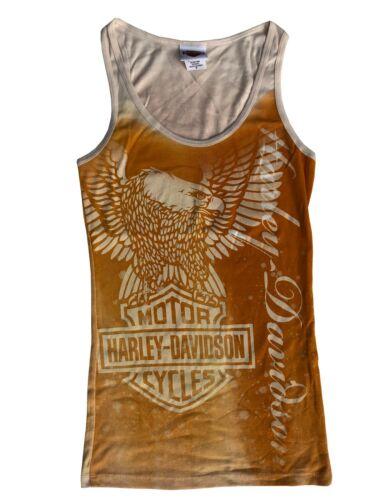 Ladies New  100/% Cotton Blonde vest Summer Tank Top S M 75