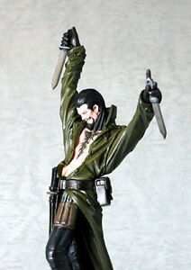 Metal Gear Solid 2 Substance KONAMI Figure Collection-Vamp Figure