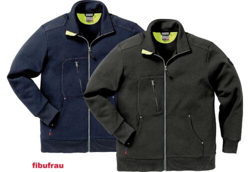 Fristads Kansas 109953 Sweatjacke-Gr.M-XL Jacke sieht in Natura viel besser aus