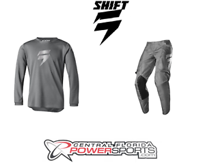 New 2019 LIMITED EDITION SHIFT YOUTH WHIT3 GHOST COLLECTION JERSEY /& PANT COMBO