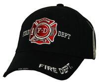 Ha-01-2-fire-department- Emblem-black-cap