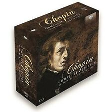Chopin: Complete Edition (CD, Apr-2015, Brilliant Classics)