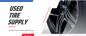USEDTIRESUPPLY.COM Domain & WordPress Website For Sale with Marketing 1 Year