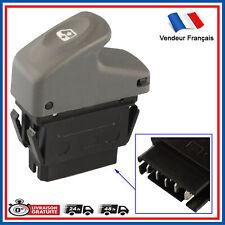 Noir FFTH 7700838099 Commande vitre 5 Broches pour Renault Megane 1 Clio Kangoo