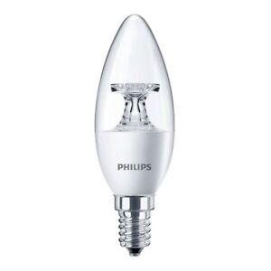 PHILIPS-COREPRO-LED-Vela-CLARO-4w-o-5-5w-no-regulable-15-000H-WWS-2700k