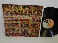 WAL-BERG Un Soir A La Scala De Milan LP Barclay BB 61 SS stereo vg+ France