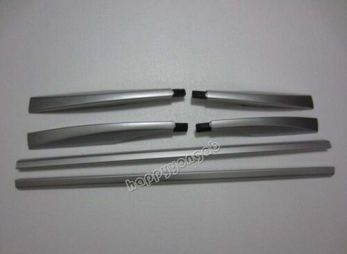 Roof Rack silver color painted alloy For 2007-2013 NISSAN Qashqai silver alloy