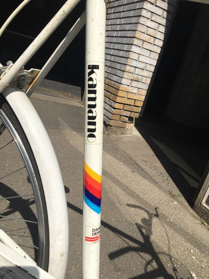 Herrecykel, andet mærke Kamano, 1 gear