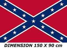 DRAPEAU 150 X 90 cm SUDISTE ETATS UNIS AMERICAIN AMERIQUE USA FLAG No fanion ...