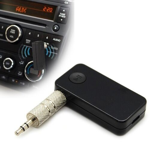 A2DP Wireless Bluetooth Handsfree Car Home Stereo Audio Music Receiver Adapter