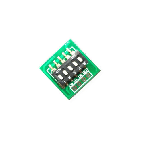 5PCS NEW Timer Switch Controller Module 10S-24H Steady Adjustable Delay Module
