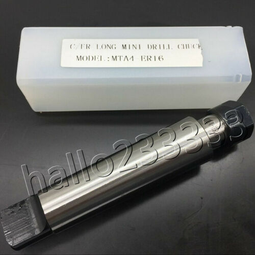 handle Morse taper shank 4# for ER16 collet tap ER16 drill cutter MTA4