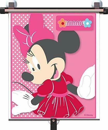 Disney Minnie Mouse Adjust and Lock Car Shade