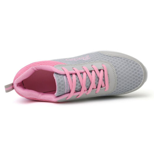 Hot Womens Athletic Casual Running Sport Shoes Outdoor Sneakers Mesh Breathable